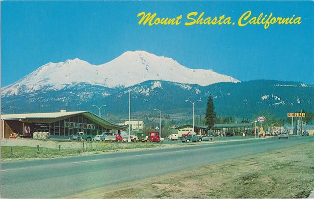 Safeway Mount Shasta,CA