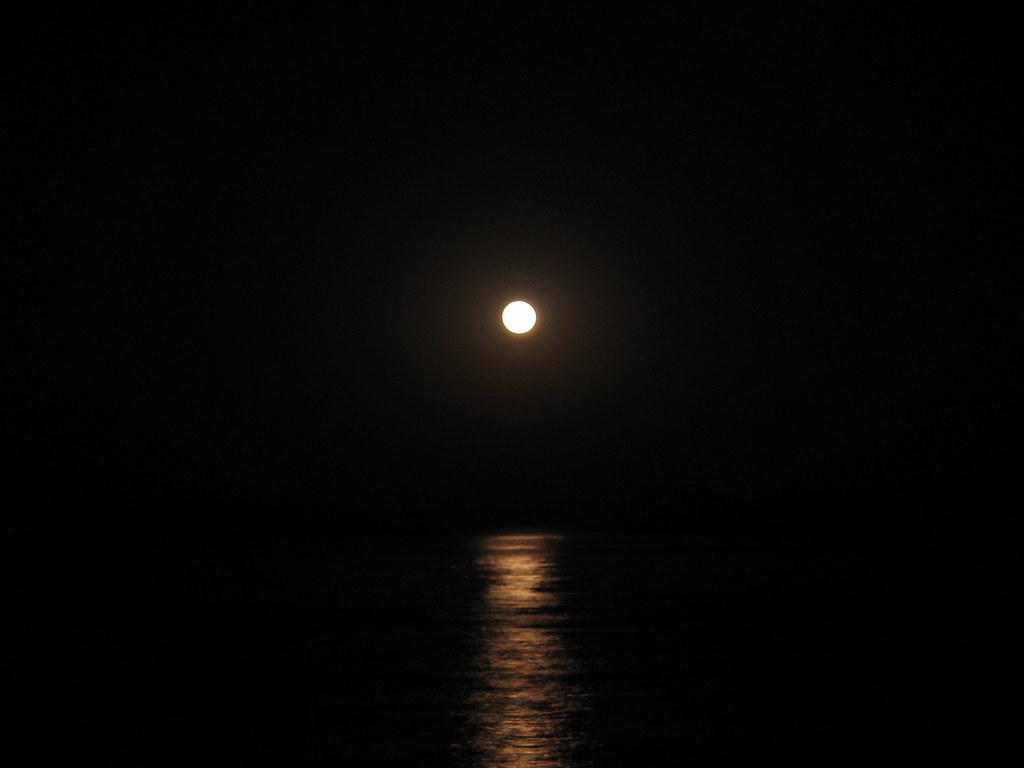 dahab full moon