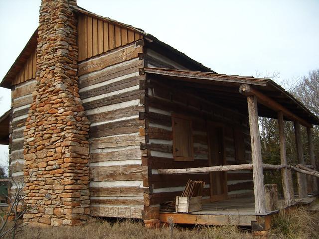 restored log cabin sl732038 flickr photo sharing