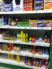 'British' food