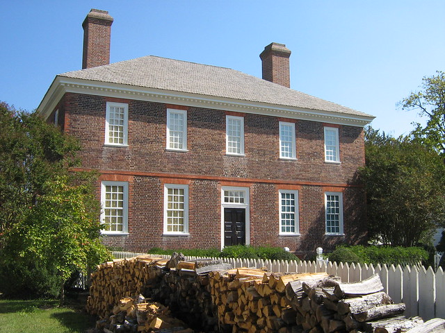george wythe house colonial williamsburg va explore