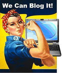 image of Rosie the Blogger