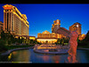 Friends, Romans, Gamblers! Caesars Palace Hotel and Casino - Las Vegas, Nevada