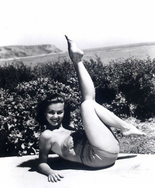 Mitzi Gaynor Legs http://www.flickr.com/photos/96077146@N00/1827999940/