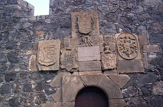 Castillo de San Miguel の画像. castle miguel geotagged san arms charles carlos tenerife phillip felipe castillo garachico heraldic geo:lat=2837311 geo:lon=1676603