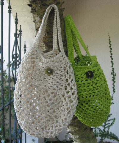 Crochet Grocery Bag : Crochet Grocery Bags Flickr - Photo Sharing!