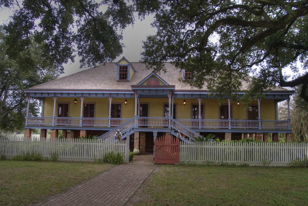 laura plantation Louisiana