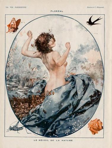 Hérouard - LVP - Le reveil de la nature