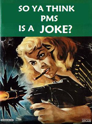 PMS, after Reynold Brown