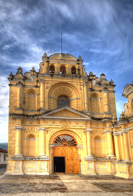 Church of San Pedro, Antigua