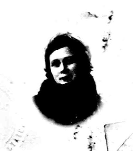 Isadora Duncan 1918