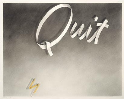 Thank you Ruscha