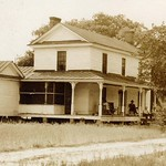 Joshua John Casey Home in Wayne County, North Carolina ca. 1940
