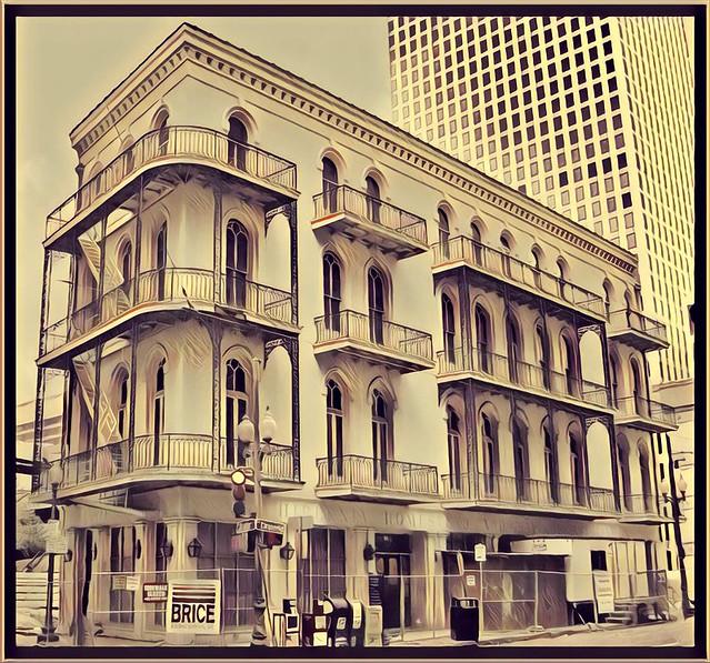 New Orleans   Louisiana  ~ HIBERNIA HOMESTEAD & SAVINGS ASSOCIATION ~