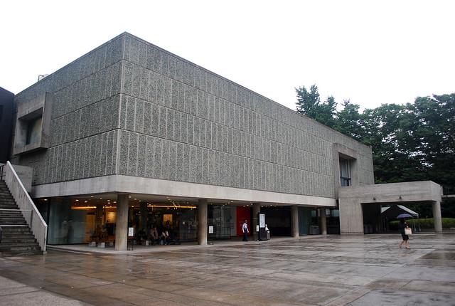 Japan - Tokyo - Ueno Park - National Museum of Western Art ...