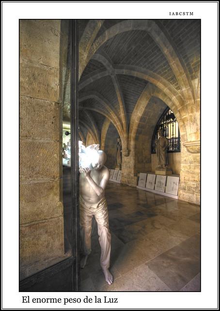 El enorme peso de la Luz / The enormous weight of the Light / Le poids énorme de la Lumière