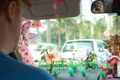 Adam and the Pretty Taxi