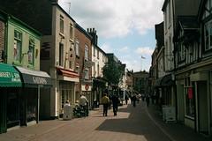Macclesfield Cheshire 2000