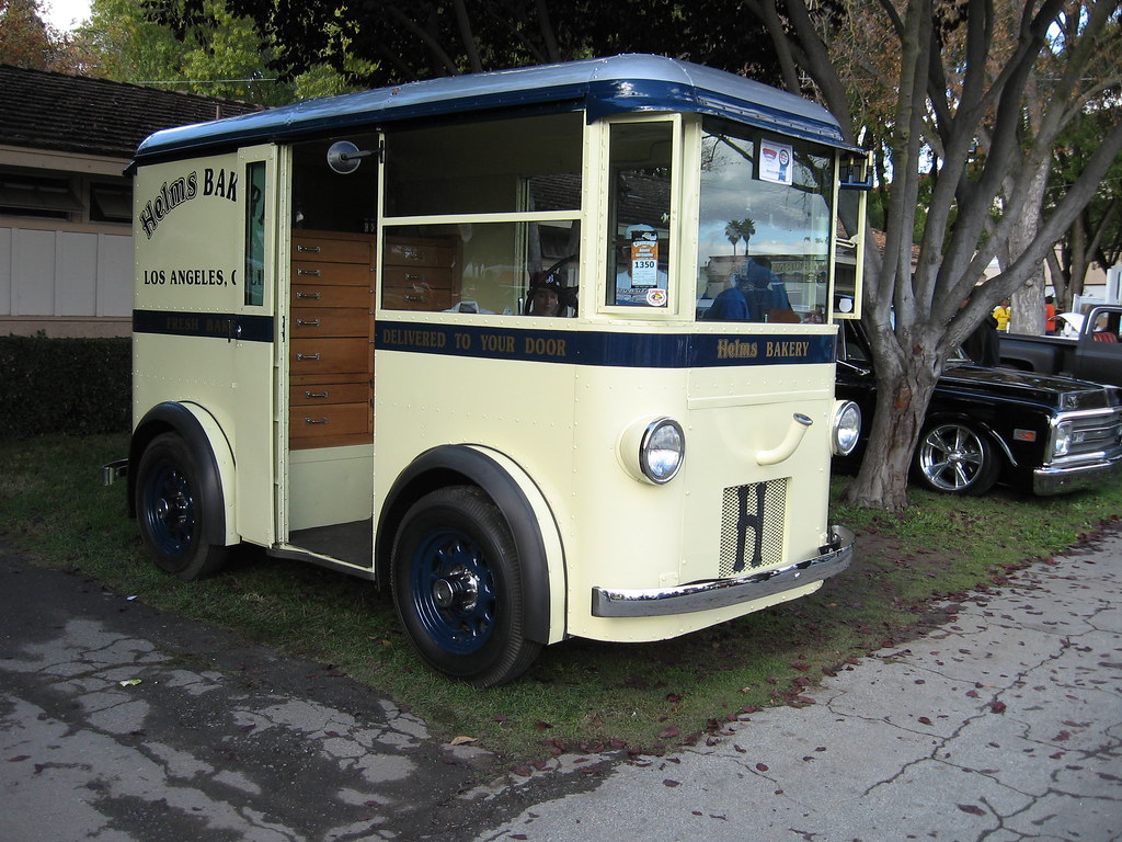 Delivery Trucks For Sale >> Helms Bakery Delivery Truck   Flickr - Photo Sharing!