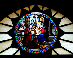 Bethlehem Stained Glass