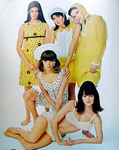 1960s Womens Home Journal