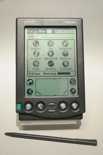 US Robotics Palm Pilot 5000