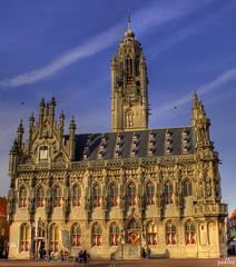Middelburg city hall