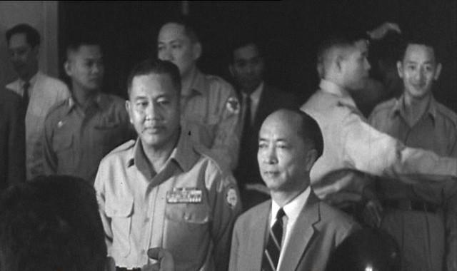Saigon 1963 - Những phản tướng trong cuộc đảo chánh tháng 11-1963