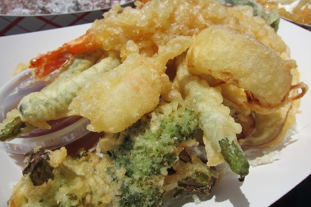 OG Tempura Truck: Shrimp & Vegetable Tempura | Flickr - Photo Sharing!