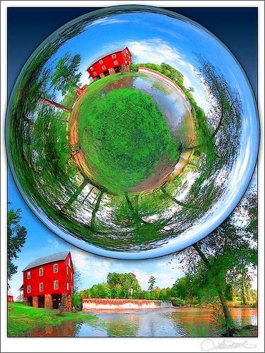 panorama mill georgia stitch 360 historic polar hdr matre fayetteville qtvr 360° 360degrees fayettecounty equirectangular blueribbonwinner photomatix starrsmill fayettecountyga supershot larmatre abigfave artlibre goldstaraward