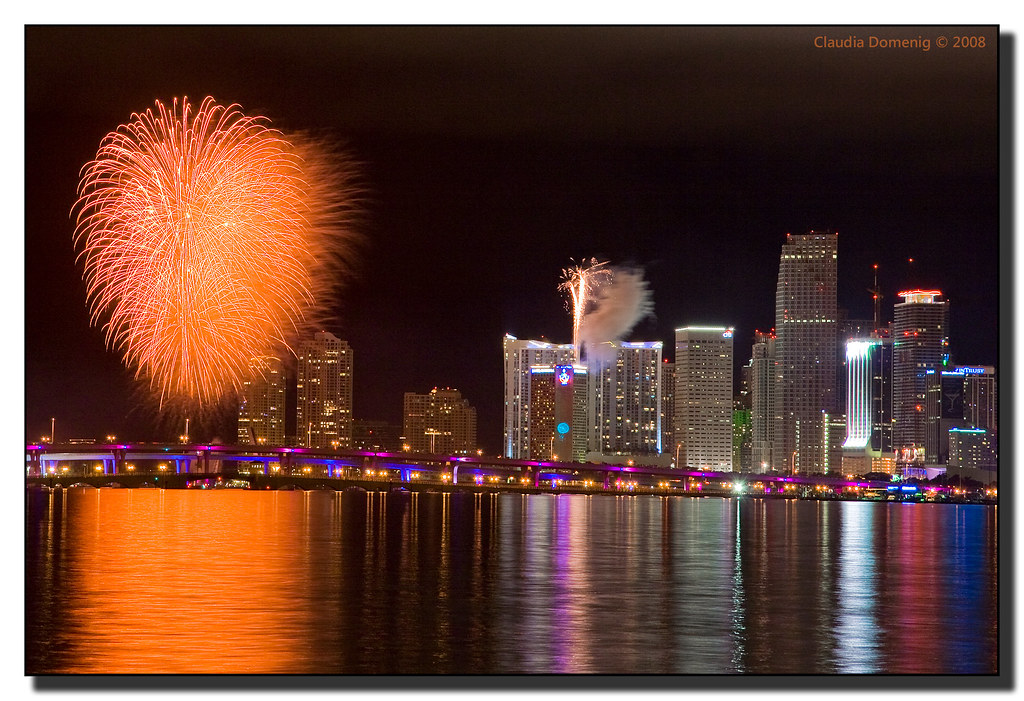 happy new year miami by fraggle red