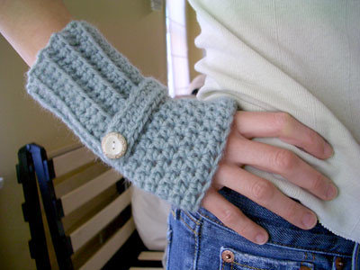 Fingerless Mittens Crochet Pattern Crochet And Knitting Patterns