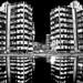 167 in lecce, salento. a night residential reflex - puglia, italia, italy by Paolo Margari