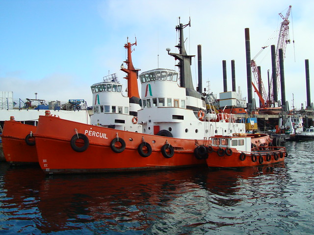 Harbor Tugs for Sale http://www.flickr.com/photos/imcbrokers/2395110001/