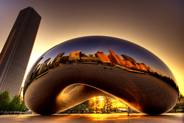 Chicago Cloud Gate A Gallery On Flickr