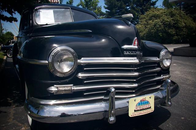 1949 plymouth deluxe 4 door flickr photo sharing for 1949 plymouth 4 door sedan