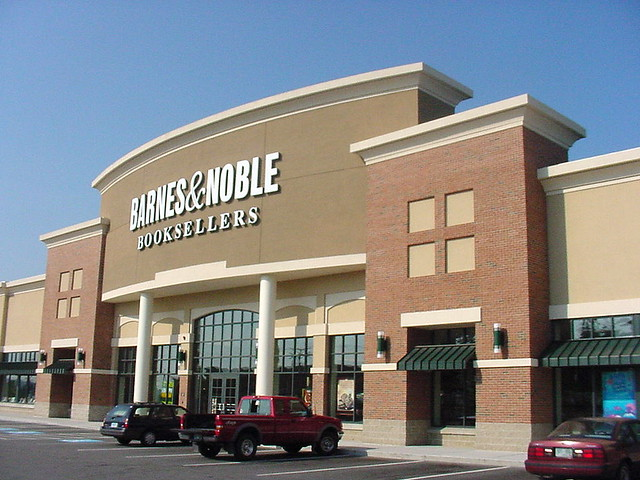 Barnes & Noble Booksellers, Manchester NH | Flickr - Photo ...