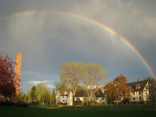 Hamline Rainbow | by Buzz Hoffman