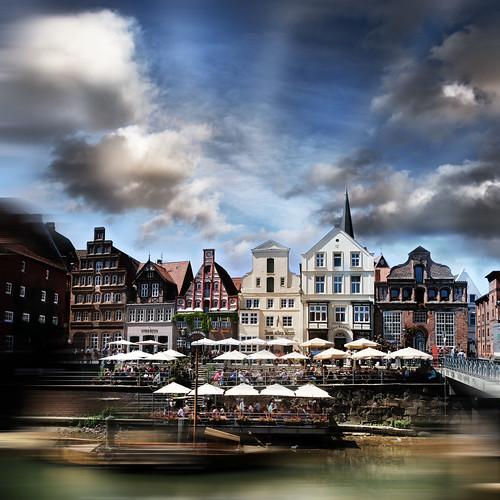small city : Lueneburg