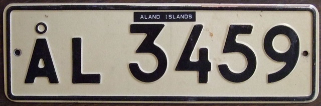 Header of Aland Islands
