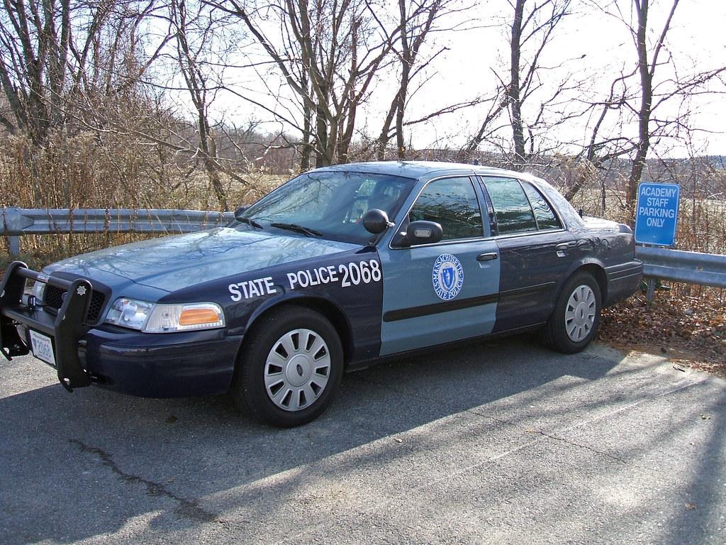 mass state police car a photo on flickriver. Black Bedroom Furniture Sets. Home Design Ideas