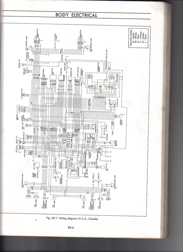 71 Datsun 510 Wiring Diagram Further Ka24de Wiring Harness Diagram