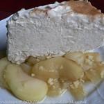 Eiscreme Rezepte ©Milchreis-Eis mit Apfel-Ingwer-Kompott 001