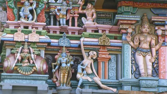 2200735423 1e864f31df z - Los templos Vímana en la India