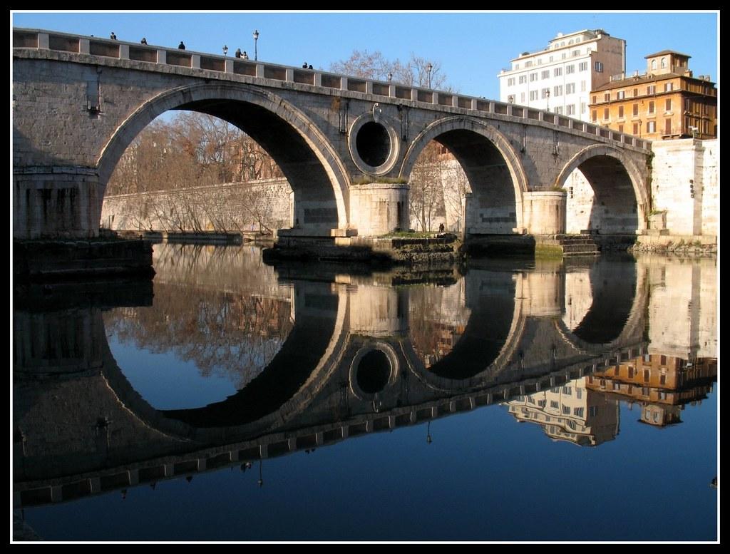 Roma Sisto iv Roma Ponte Sisto