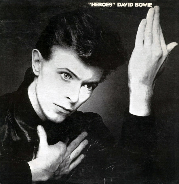 David Bowie Heroes 1977 Flickr Photo Sharing