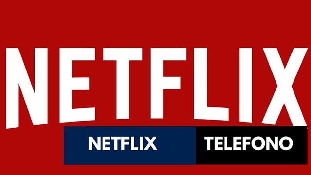 0800 Telefono Netflix