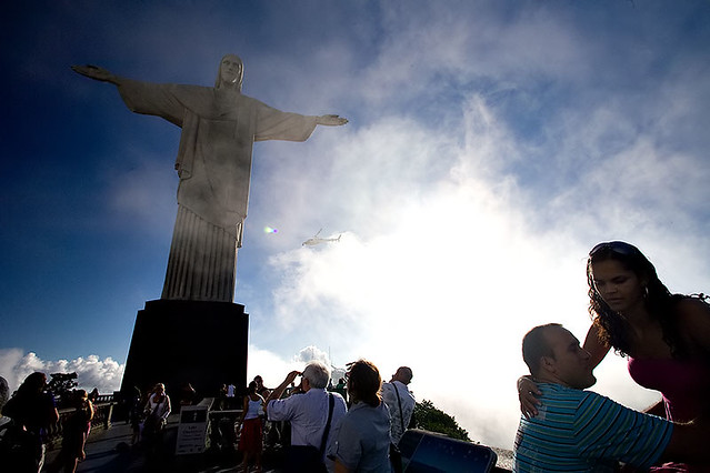 Christo - Rio de Janeiro, Brazil