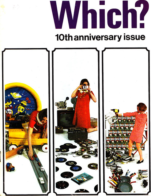 Which? Magazine 10th Anniversary issue