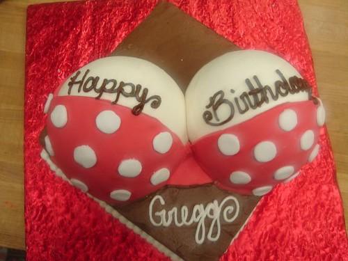 Lucinda Birthday Cake